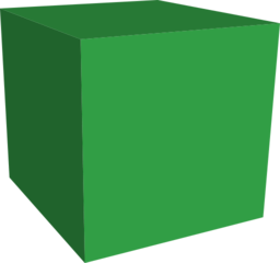 Green cube png. Color wheel of clipart