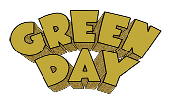 Green day band logo png. Dookie wikipedia