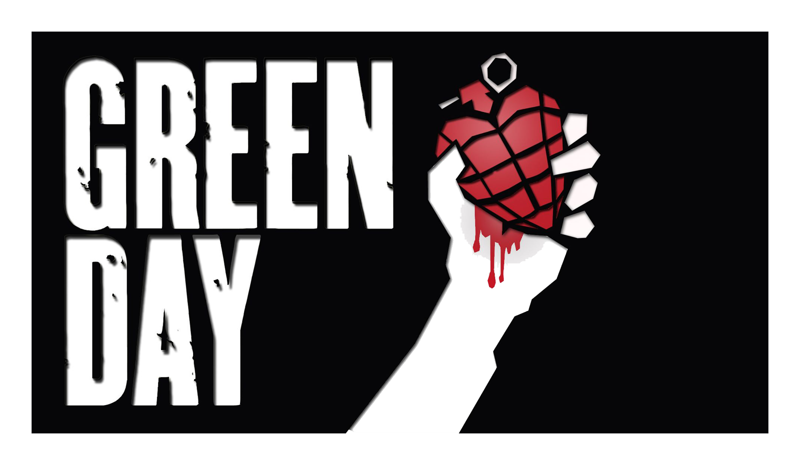Green day band logo png. Symbol meaning history and