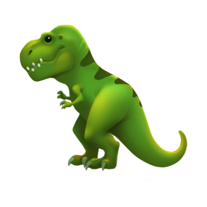 trex png animated