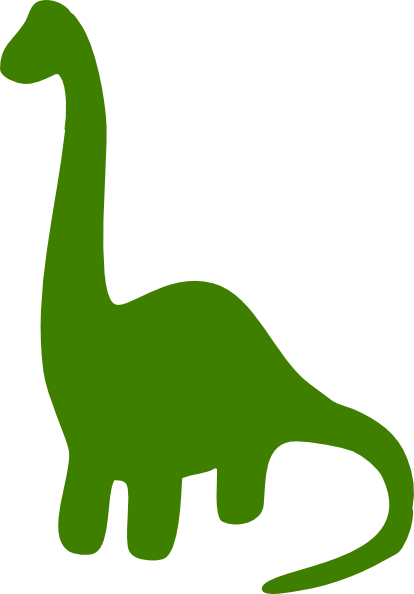 dino svg long neck