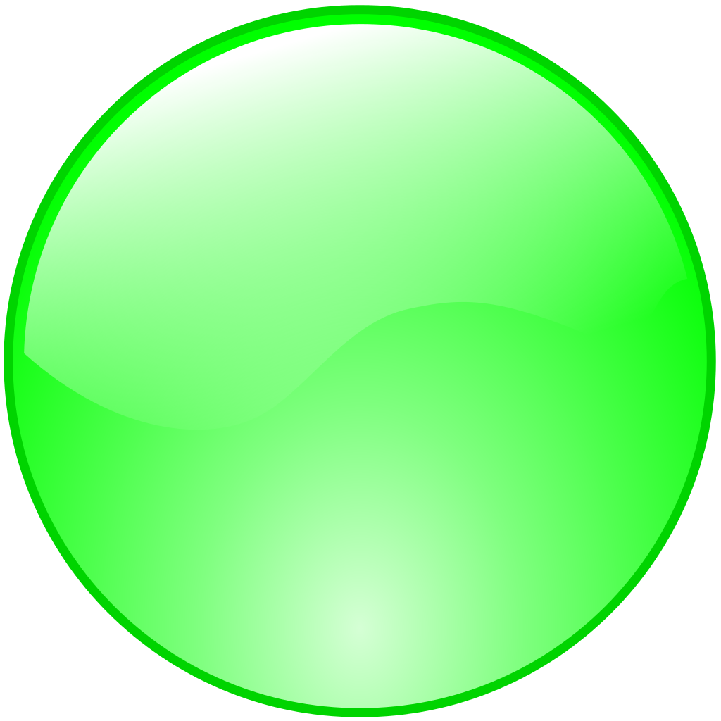 lime svg button icon