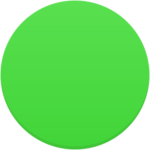 Green icon png. Trafficlight flatastic iconset custom