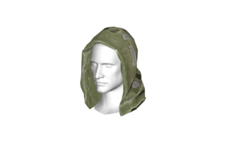 Green drawing hood. The vault fallout wiki