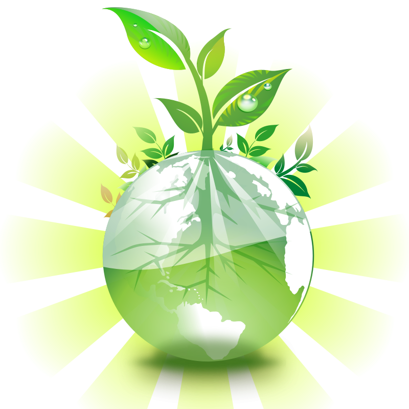 Green earth png. Clipart environment protection agency