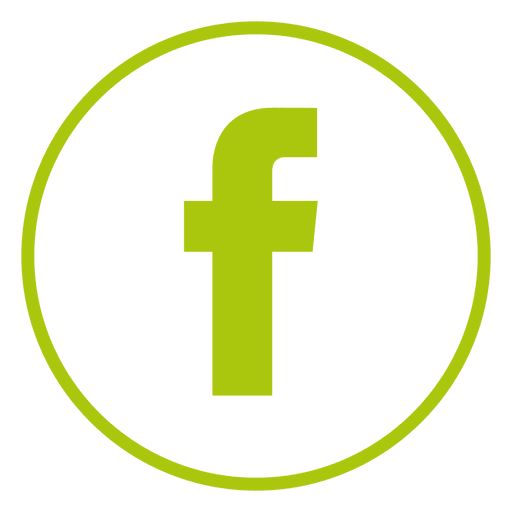 green facebook icon png