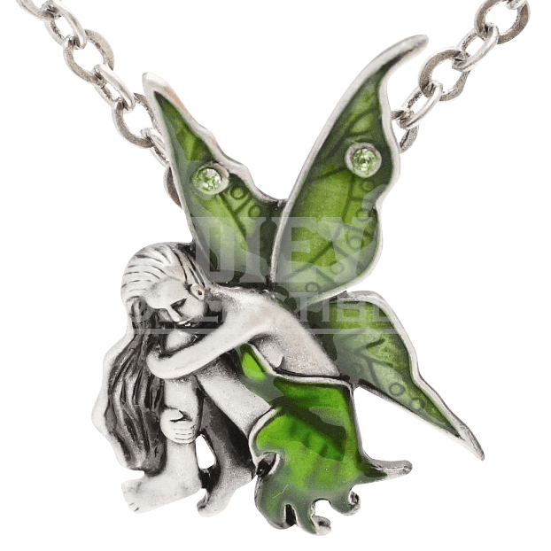 Green fairy png. Necklace ccj by buying