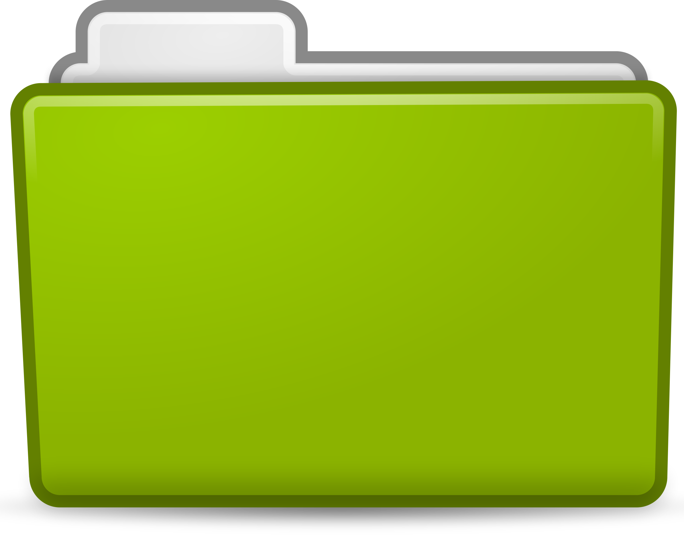 Green folder icon png. Matt icons free and