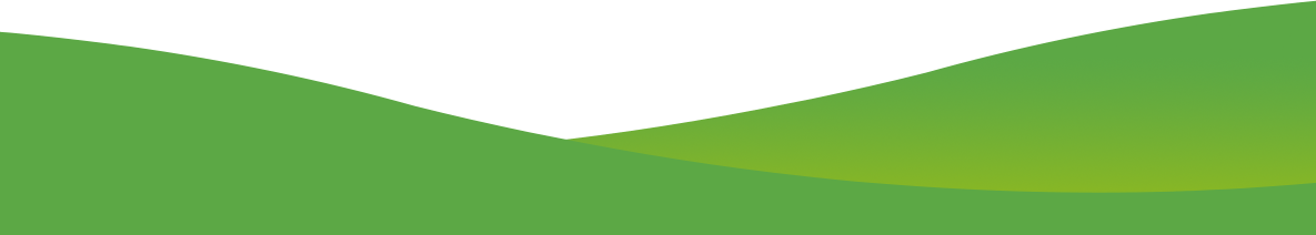 Green footer png. Image