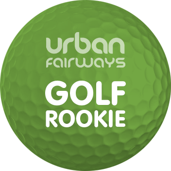 Green golf ball png. Rookie monthly urban fairways