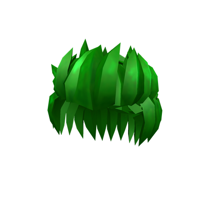 Green hair png. Image stylish roblox wikia