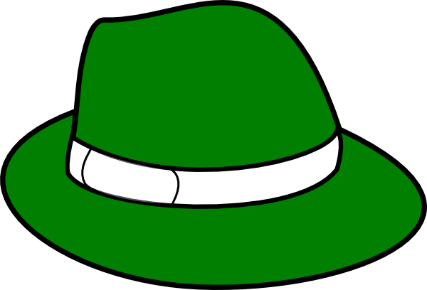 green hat png