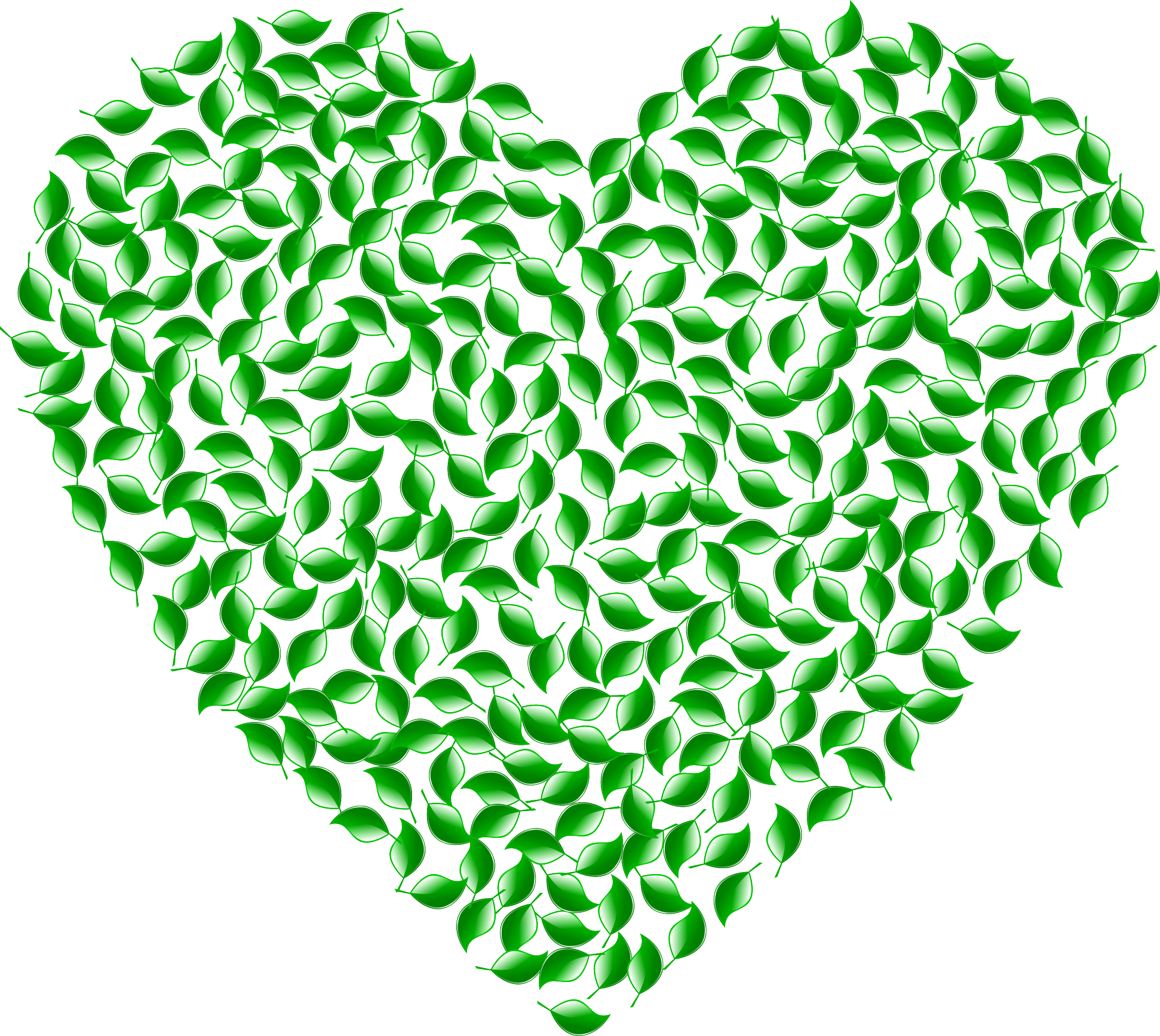 Green heart png. Icons free and downloads