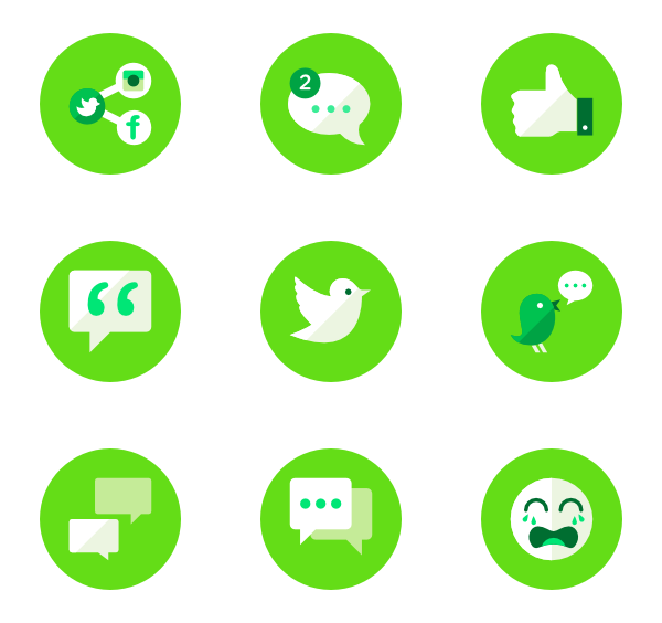 Green icon png. Essential circle family vector