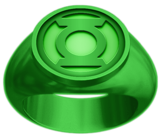 Green ring png