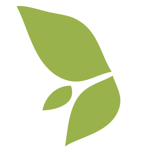Green leaf icon png. Cropped city maid croppedcitymaidgreenleaficonpng