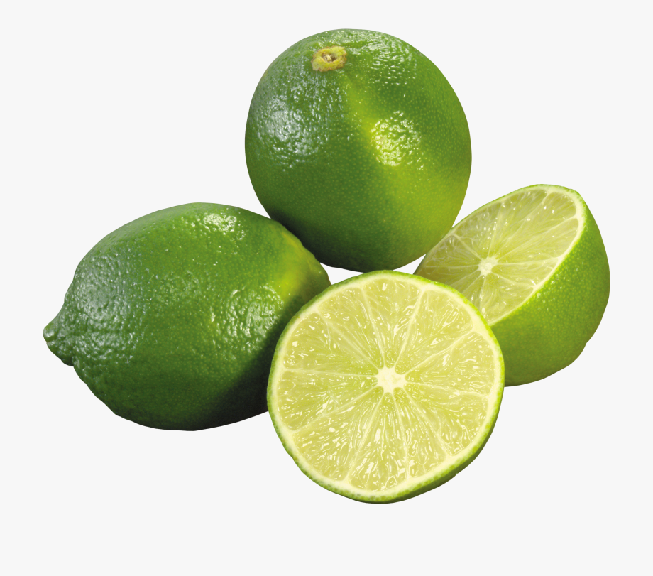 Green lemon. Clipart single png free