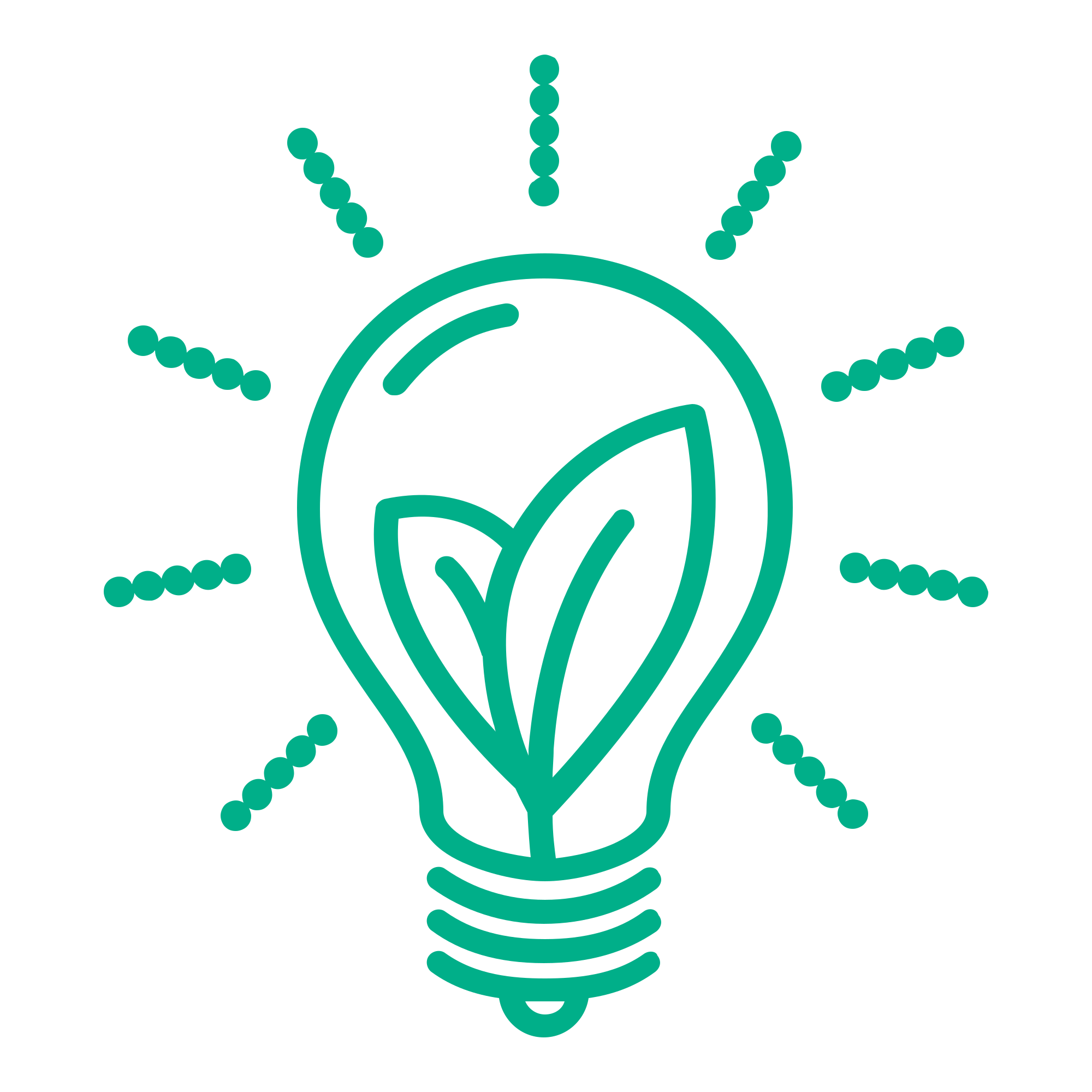 Green light bulb png. File icon by till