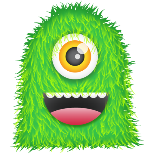 Green monster png. Icon free icons and