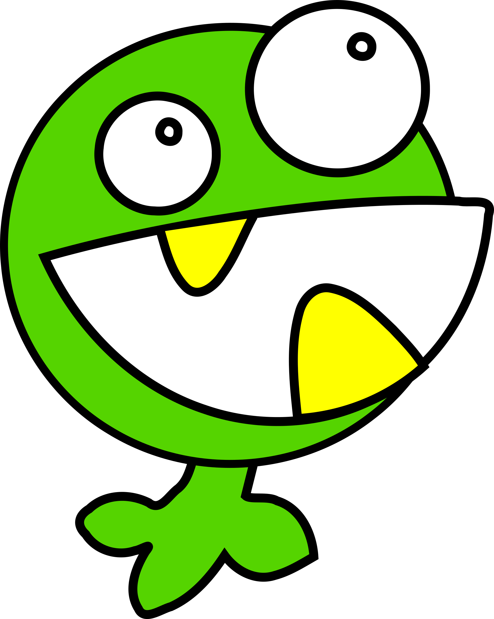 Green monster png. Icons free and downloads