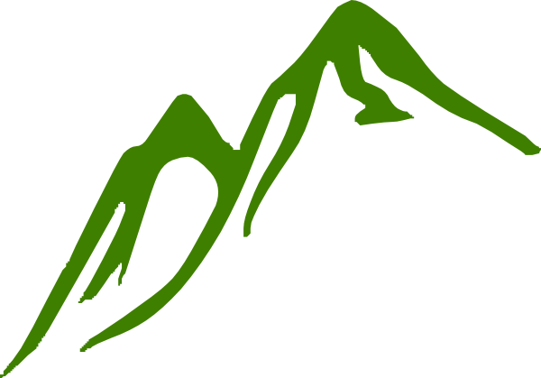 Ai vector mountain