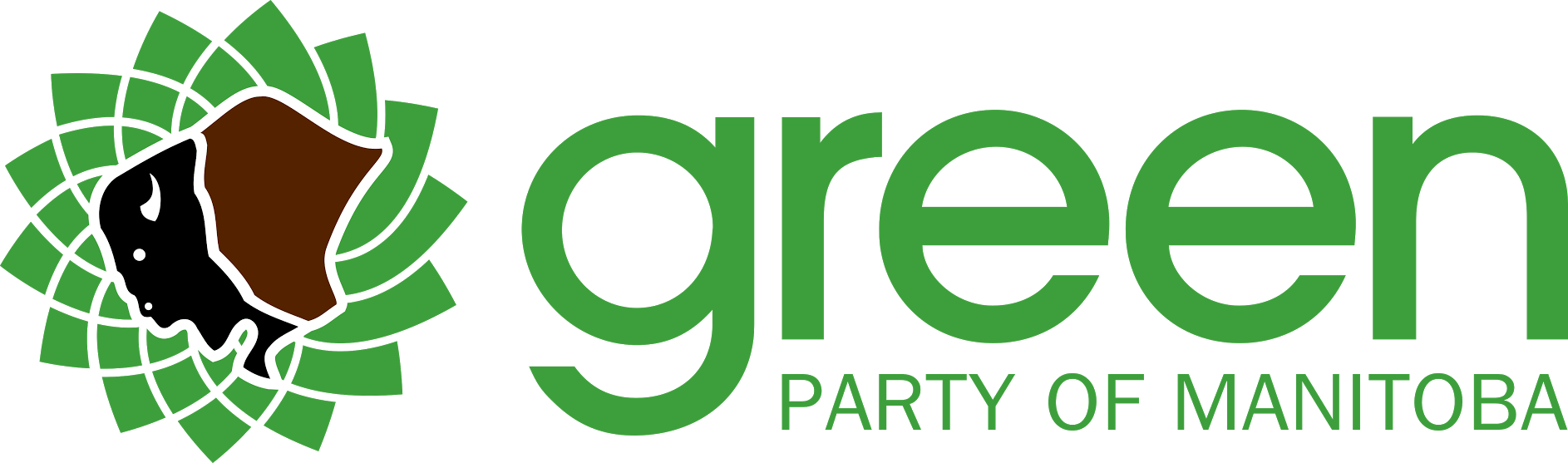 Green party logo png. Gpm of manitoba