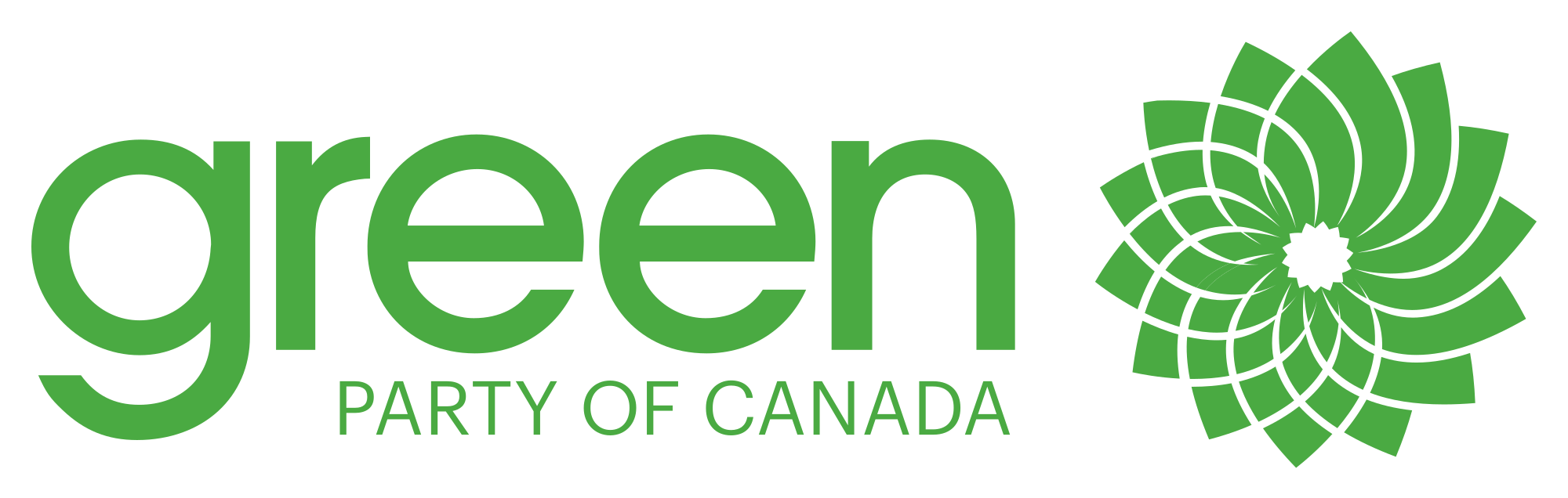 Green party logo png. File of canada svg