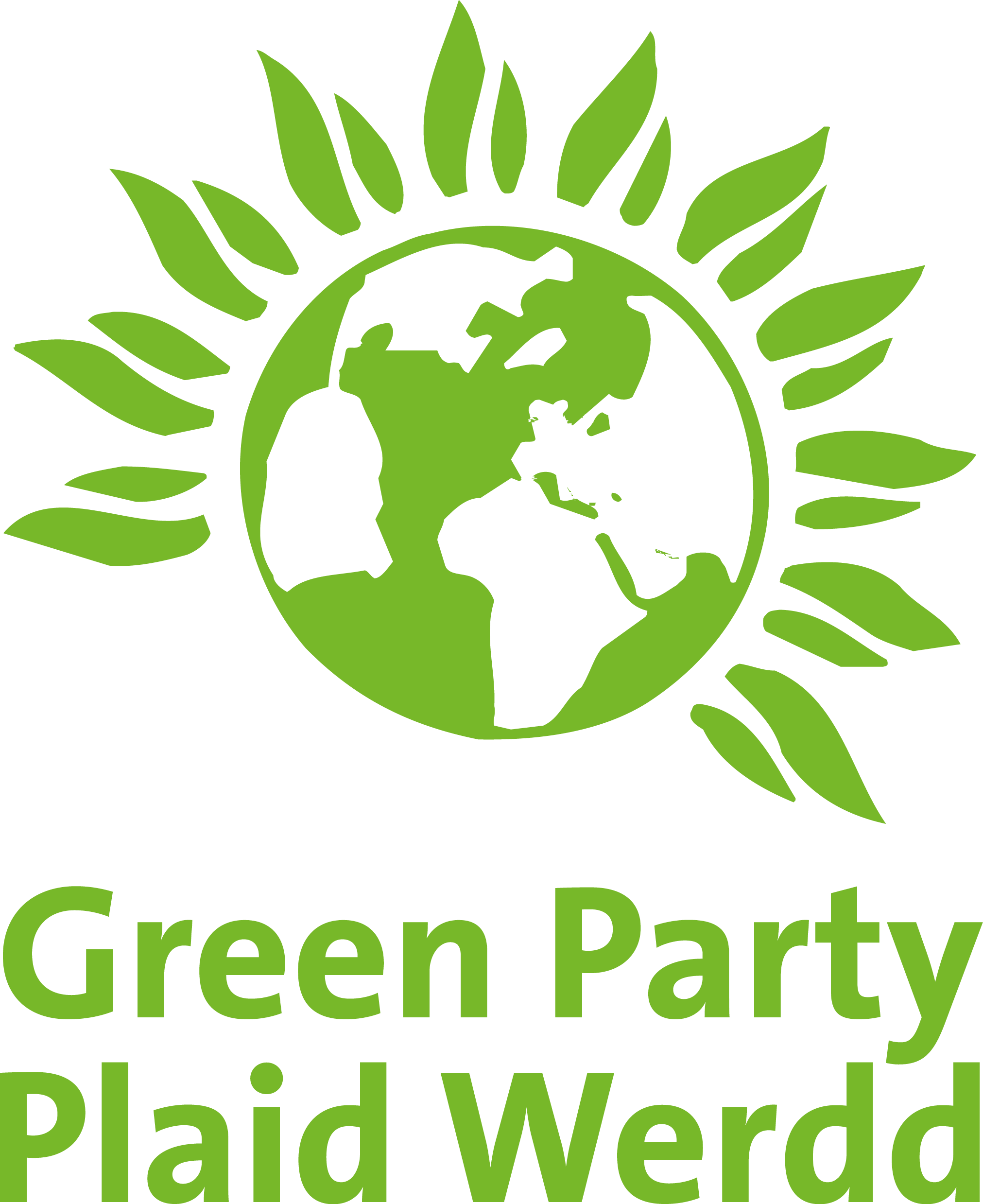 green party logo png