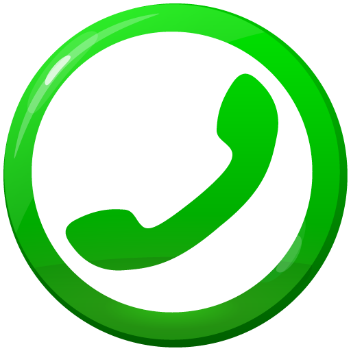 Clip icon telephone. Call contact number numbers