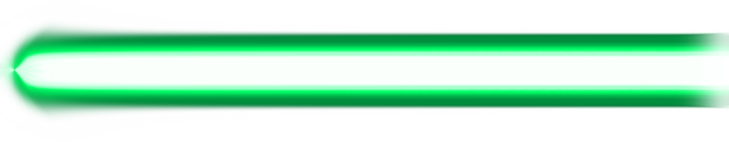 Green png effect. Beam dark by kanbeikurodasamurai