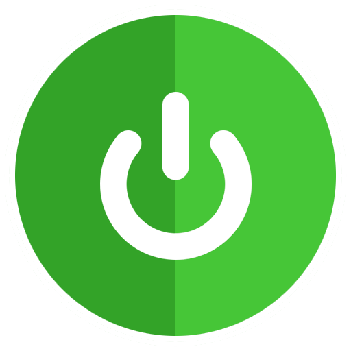 Green power button png. Computer icon free icons