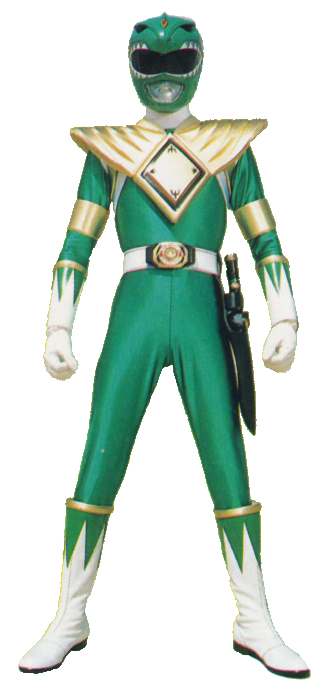 power rangers png