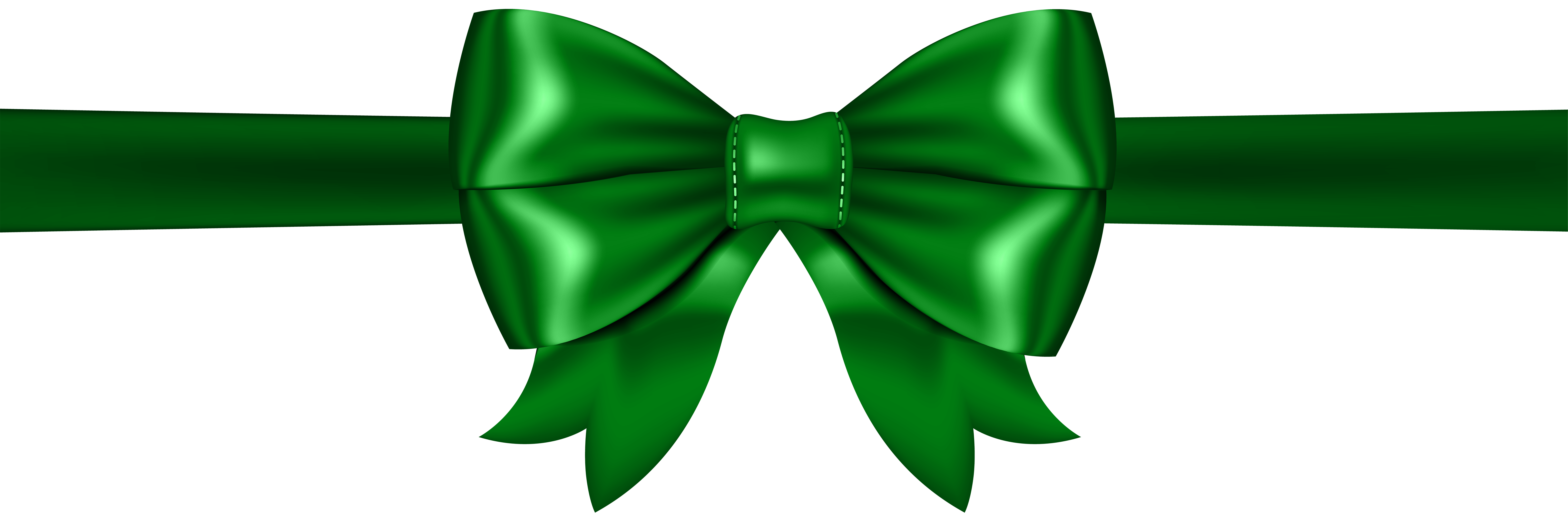 Green ribbon bow png. Red icon clip art