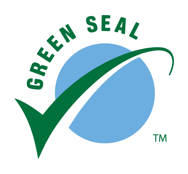 Green seal png. Epa recommends for paints