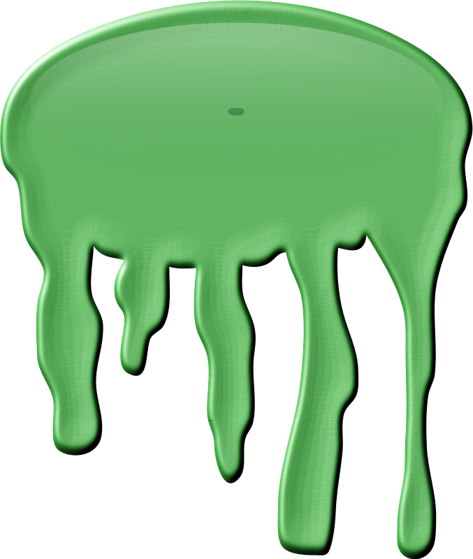 Green slime png. Dripping transparentpng