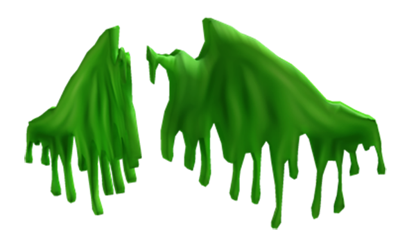 Green slime png. Image wings forblog roblox
