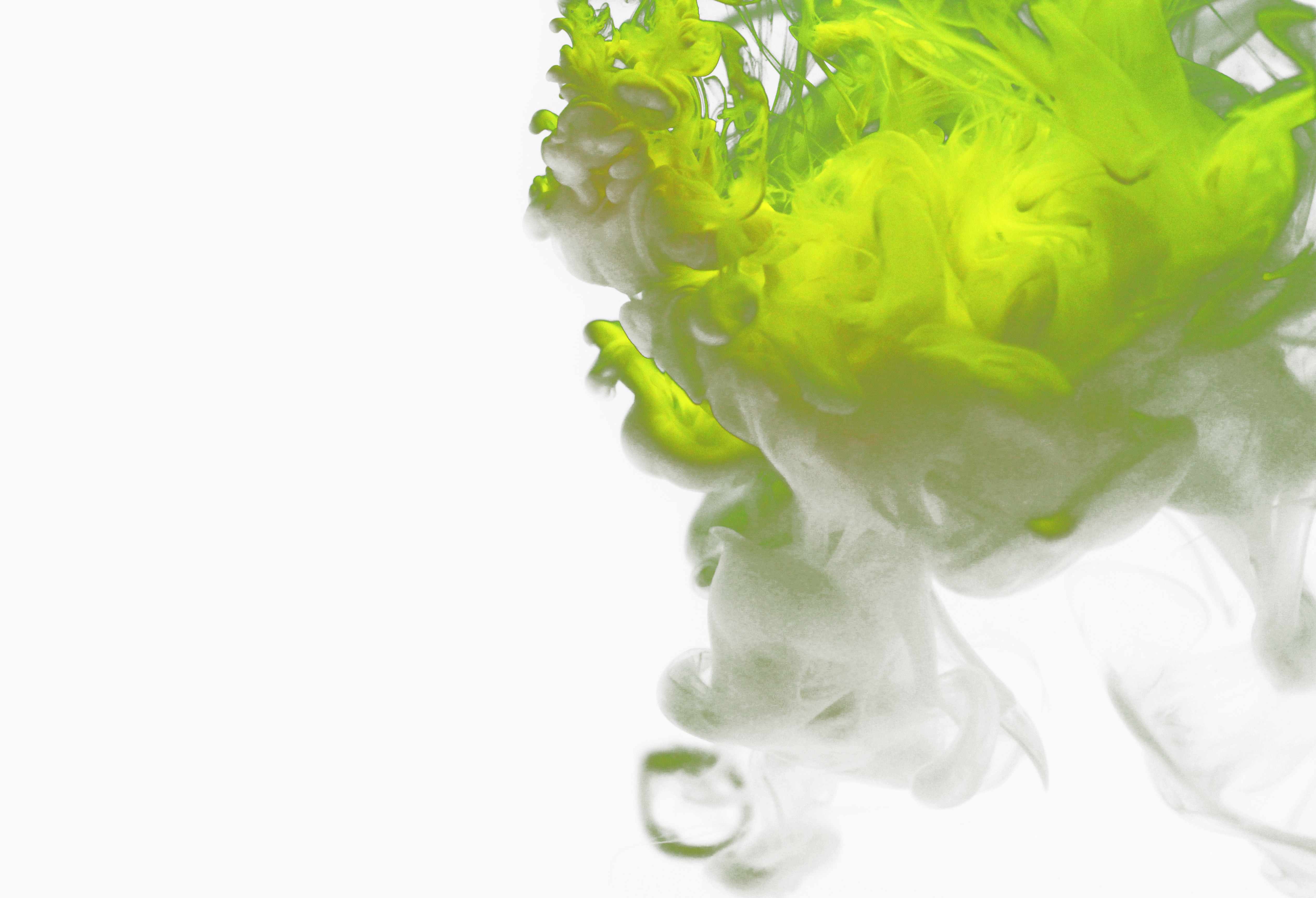 Green smoke effect png. Haze color effects transprent