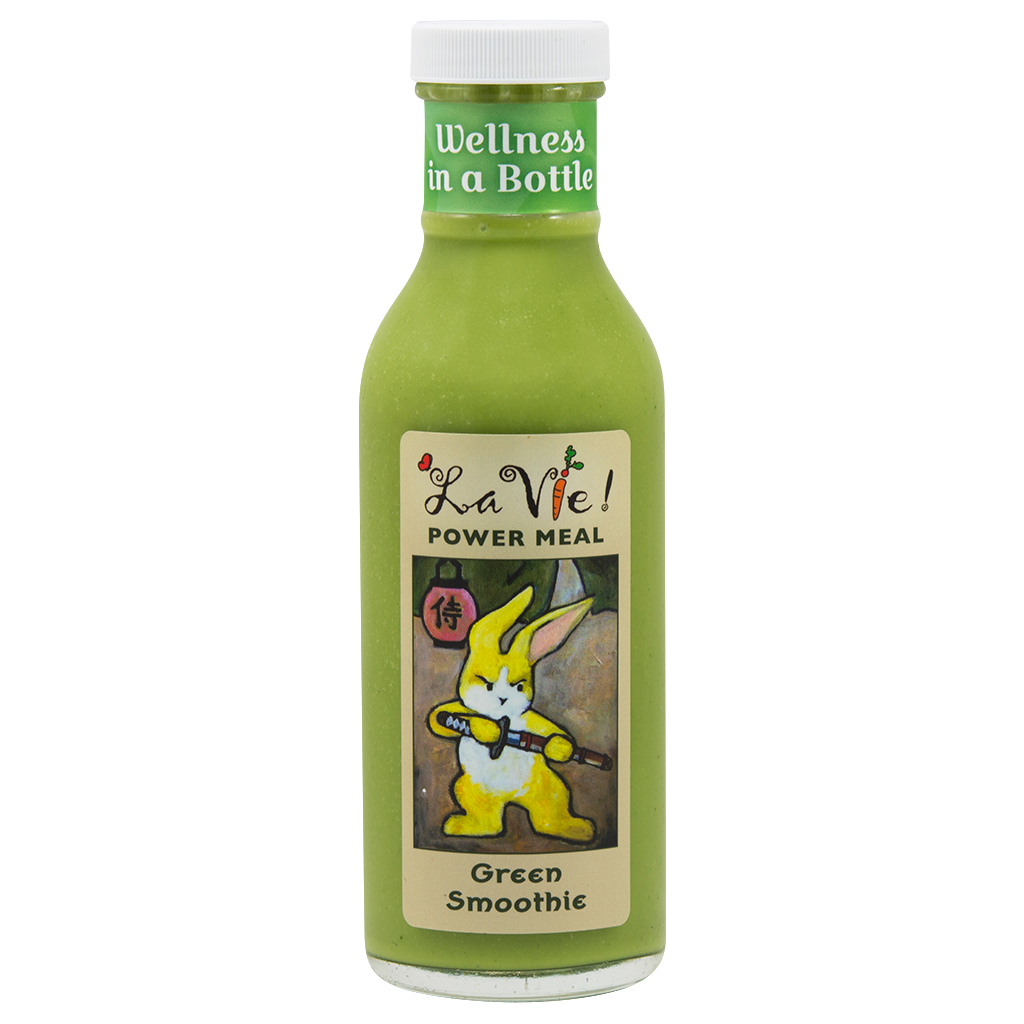 Green smoothie png. Drink la vie