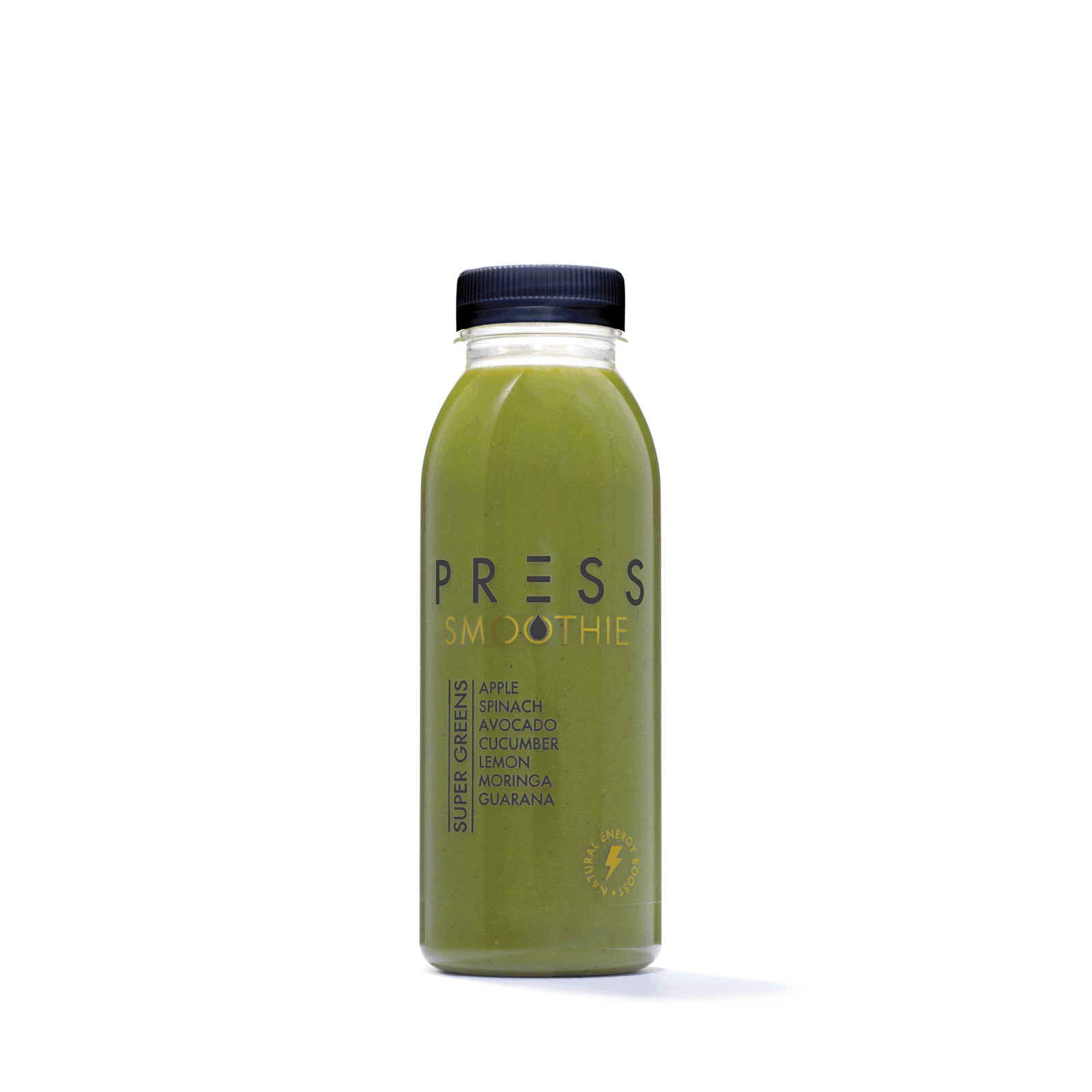 Green smoothie png. Super greens cold pressed