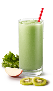 Green smoothie png. Wellness blends king veggie