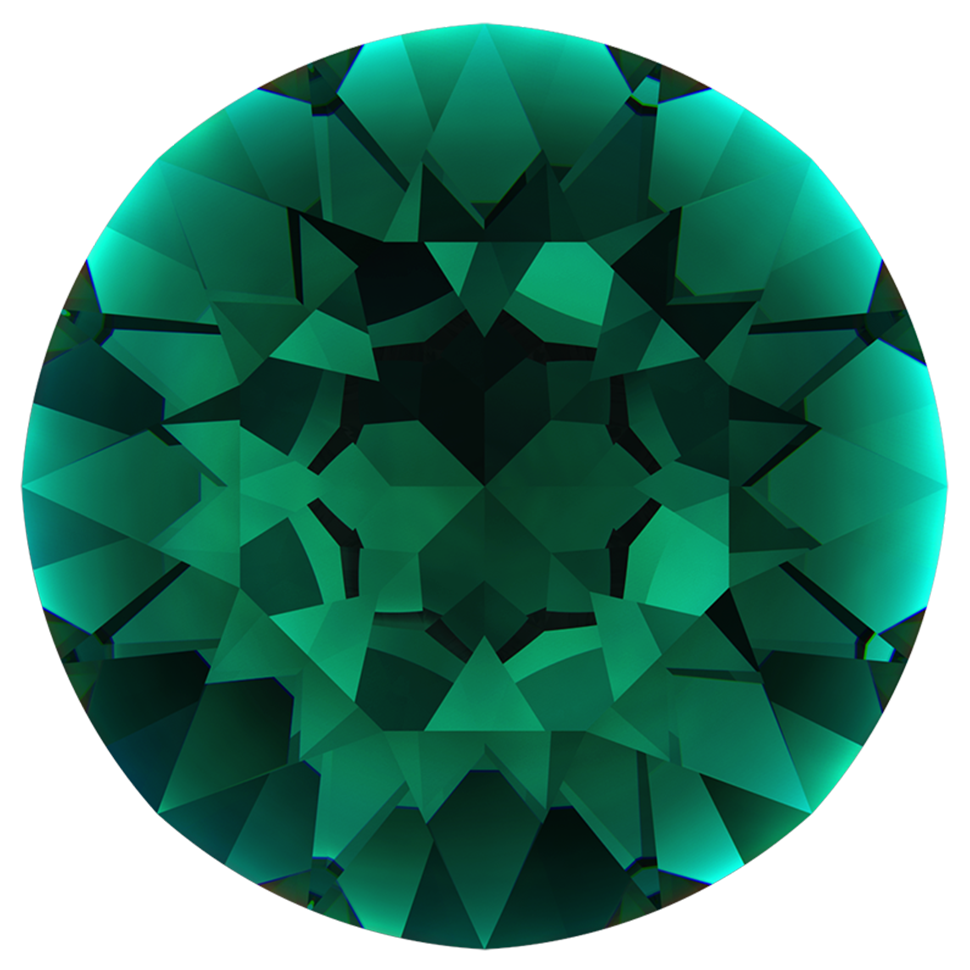 Round stone png. Blue cloor emerald transparent