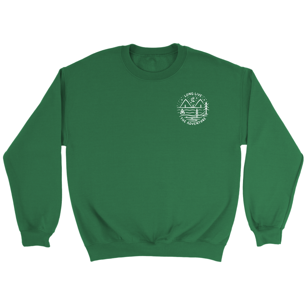 green sweater png