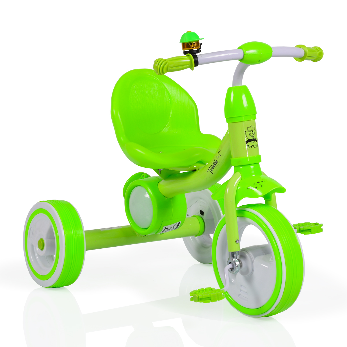 Green tricycle. Clipart x free clip