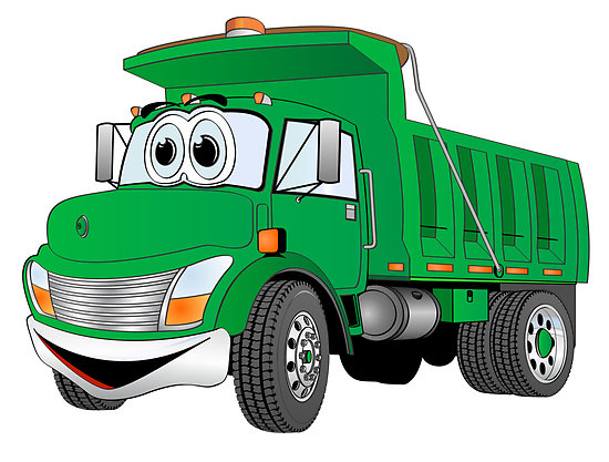 Green truck. Clipart images gallery for
