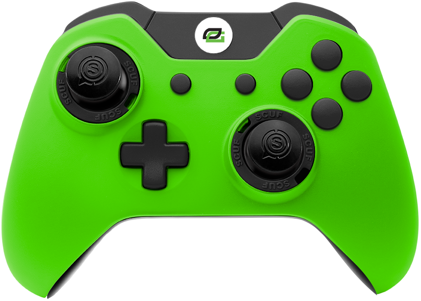 Green xbox controller png. Https scufgaming com accessories
