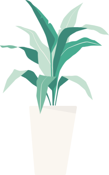 Greenery vector plant. Free online potted plants