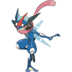 Greninja transparent froakie final evolution. Ash stats moves abilities