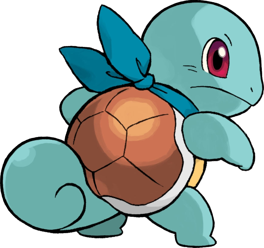 Greninja transparent pokemon mystery dungeon. Image squirtle red and