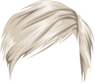 Grey hair png. By thestardollprops on deviantart