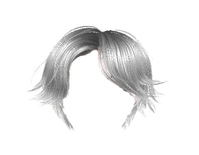 Grey hair png. Image you sung yandere